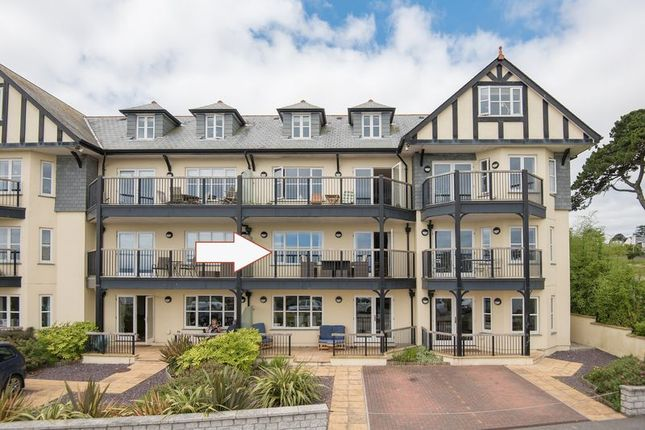 Thumbnail Flat for sale in Queen Mary Road, Falmouth
