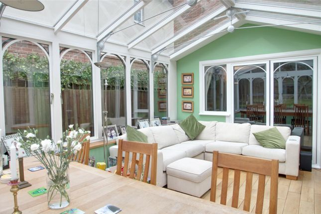 Thumbnail Detached house to rent in Milestone Drive, Purley