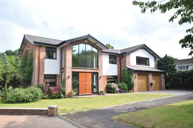 Thumbnail Detached house for sale in Woodview, Knowsley, Prescot, Merseyside