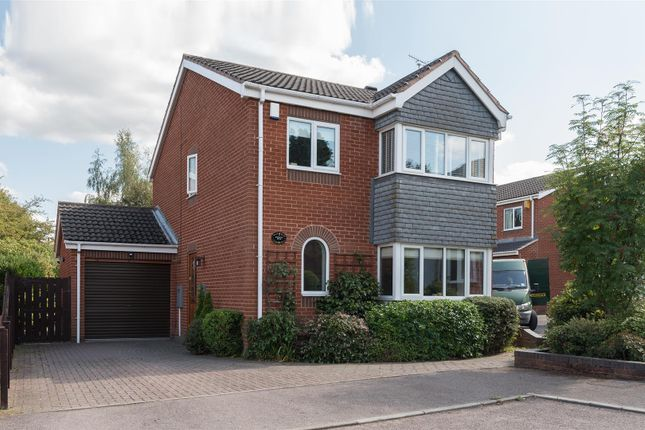 Thumbnail Detached house for sale in Westfield Close, Brampton, Chesterfield