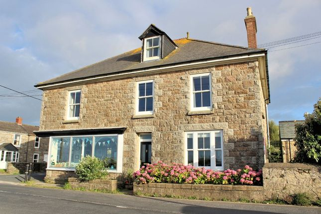 Thumbnail Detached house for sale in Church Road, Pendeen, Penzance