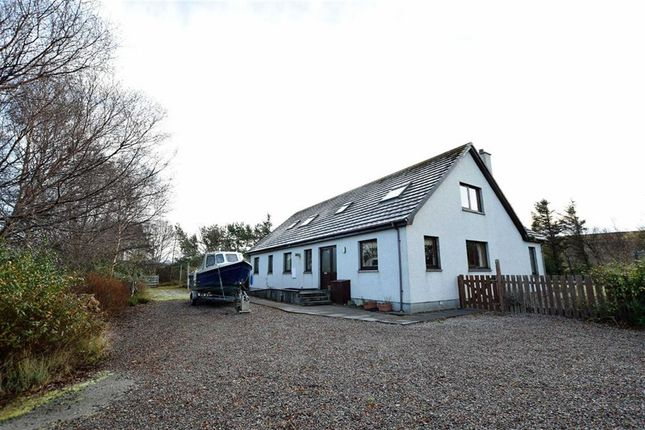 Thumbnail Detached house for sale in South Erradale, Gairloch, Ross-Shire