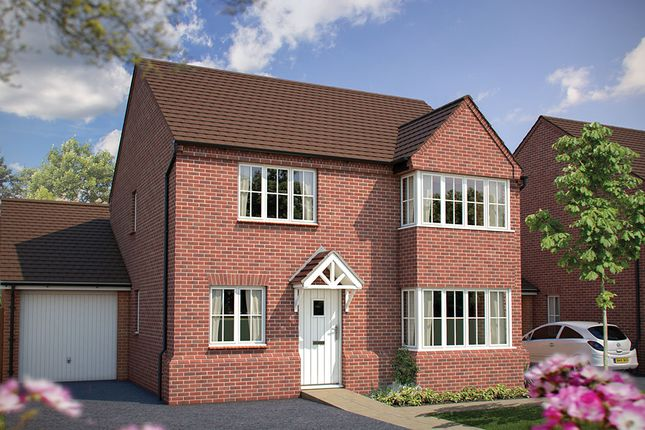 """Thumbnail Detached house for sale in """"The Canterbury"""" at Main Street, Tingewick, Buckingham"""