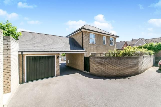 Thumbnail Detached house for sale in East Hill, Colchester, Essex