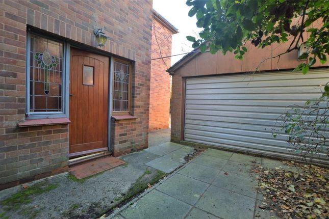 Door And Garage of Shortlands Lane, Cullompton, Devon EX15