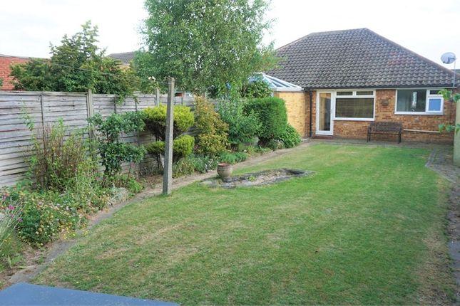 Thumbnail Semi-detached bungalow to rent in Walpole Road, Slough, Berkshire, United Kingdom