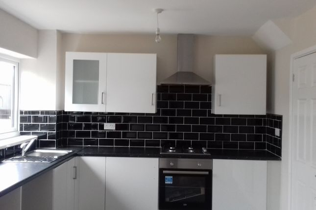 Thumbnail Terraced house to rent in Prince Phillip Avenue, Gwent
