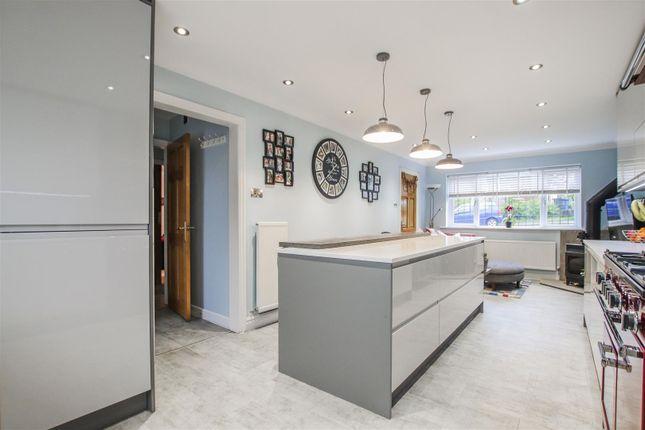 Thumbnail Detached house for sale in Clockhouse Avenue, Burnley