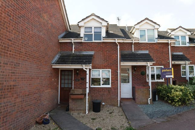 Thumbnail Terraced house to rent in Colmworth Close, Lower Earley, Reading