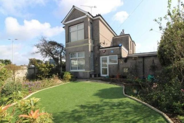 Thumbnail End terrace house to rent in Outland Road, Plymouth