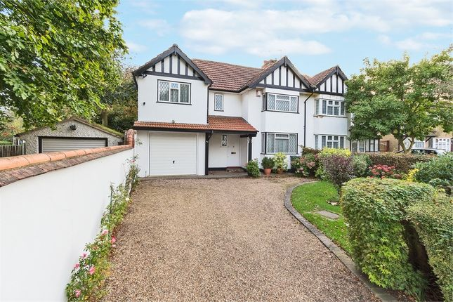 Thumbnail Semi-detached house to rent in Bathurst Walk, Richings Park, Buckinghamshire