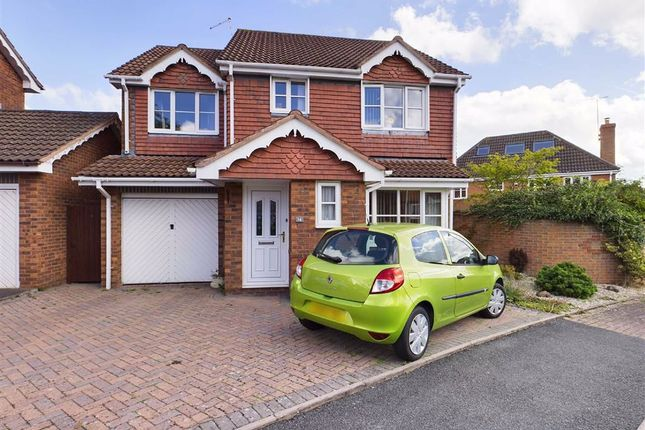 4 bed detached house for sale in Peabody Avenue, Worcester WR4