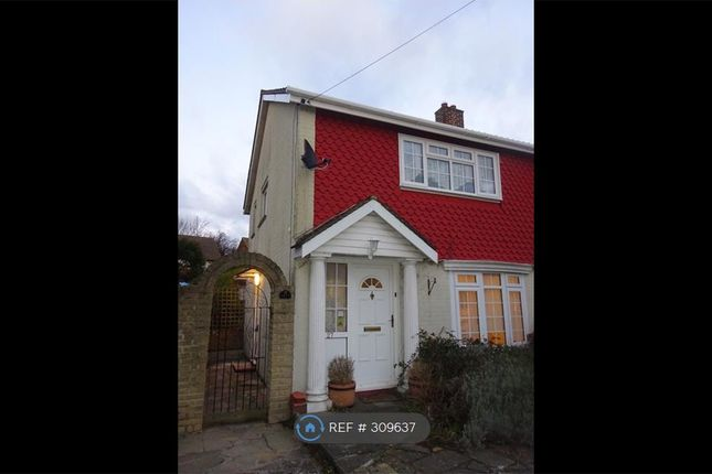 Thumbnail Semi-detached house to rent in Plantation Drive, Orpington