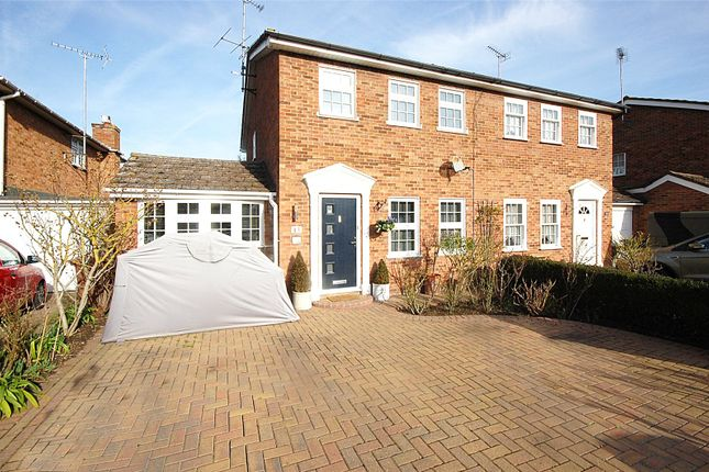 Thumbnail Semi-detached house for sale in Whitehouse Road, South Woodham Ferrers, Essex