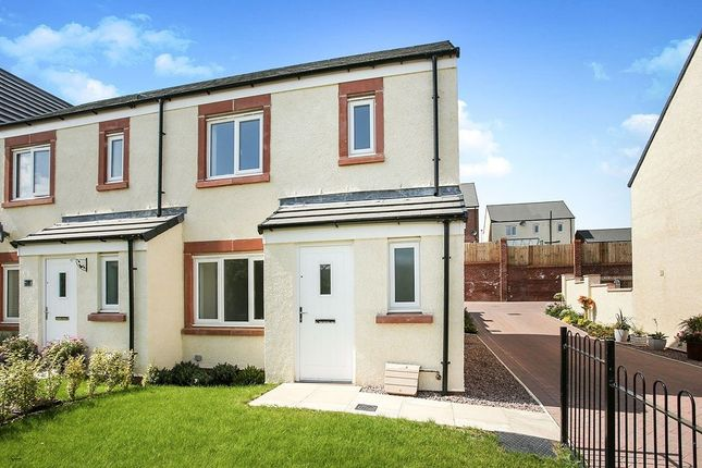 Thumbnail End terrace house for sale in Sewell Lane, Carlisle, Cumbria