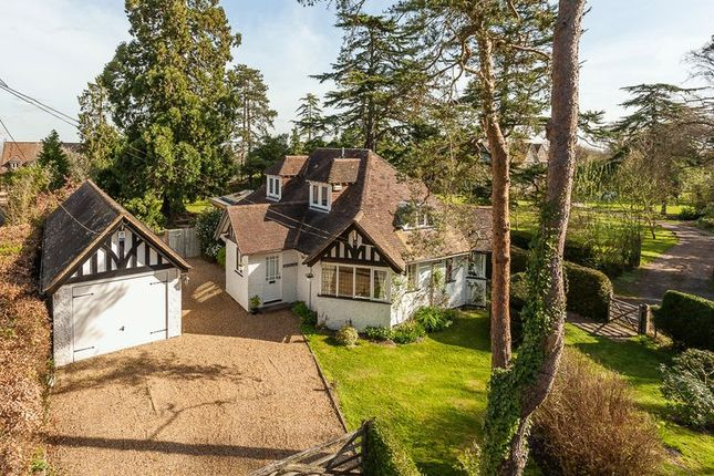 Thumbnail Detached house for sale in Crook Road, Brenchley, Tonbridge