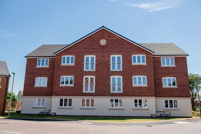 Thumbnail Flat for sale in Henry Robertson Drive, Gobowen, Oswestry, Shropshire