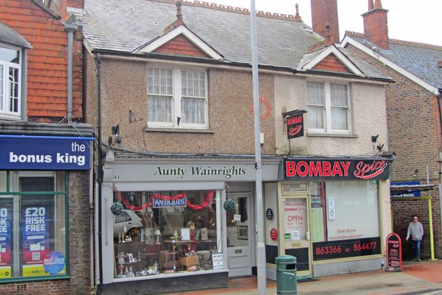 Thumbnail Retail premises for sale in 41, High Street, Heathfield