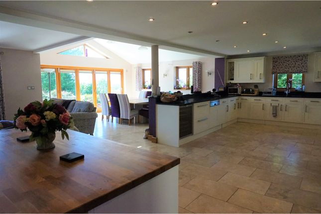Thumbnail Detached house for sale in School Hill, Chippenham
