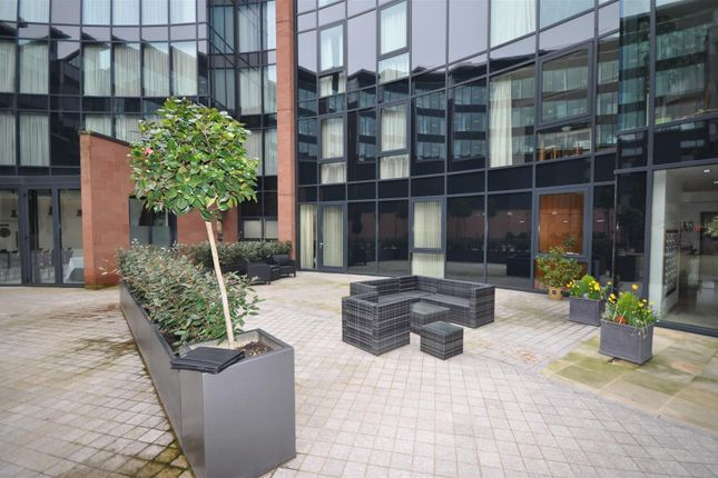 Thumbnail Flat for sale in HQ Building, Nuns Road, Chester