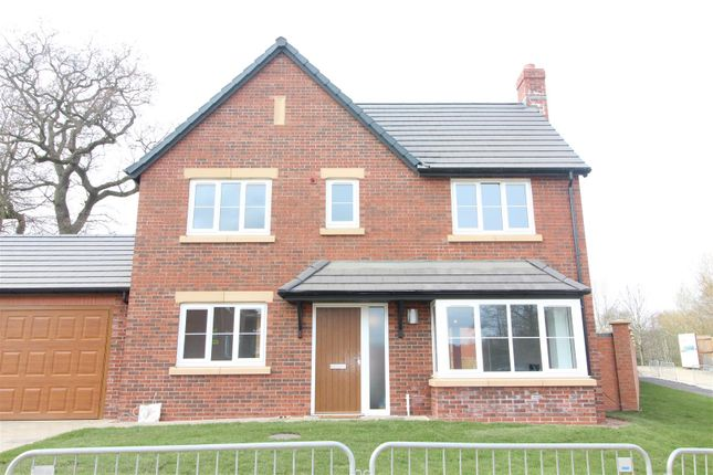Thumbnail Detached house for sale in Weston Fields, Morda, Oswestry