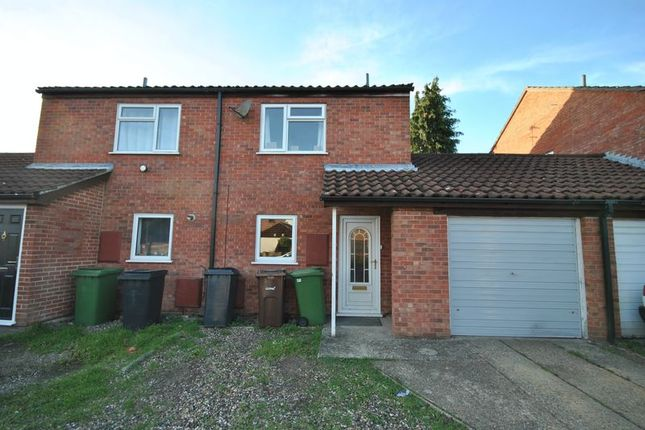Thumbnail Semi-detached house for sale in Richmond Road, Costessey