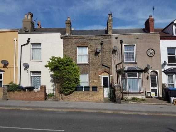 Thumbnail Terraced house for sale in Boundary Road, Ramsgate, Kent