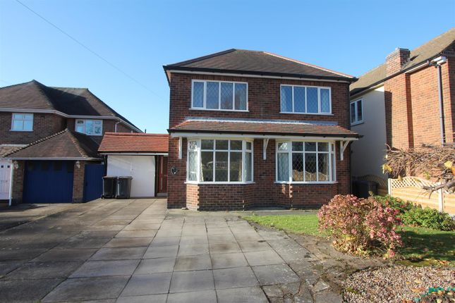 Thumbnail Detached house for sale in Ashby Road, Hinckley