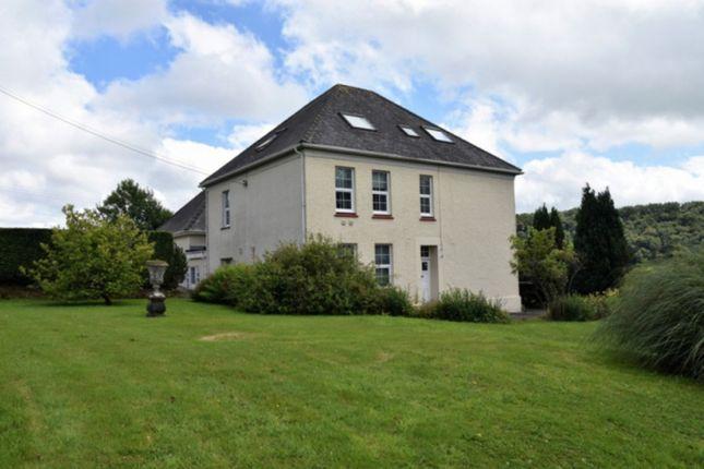 Thumbnail Detached house for sale in Pontarsais, Carmarthen, Carmarthenshire