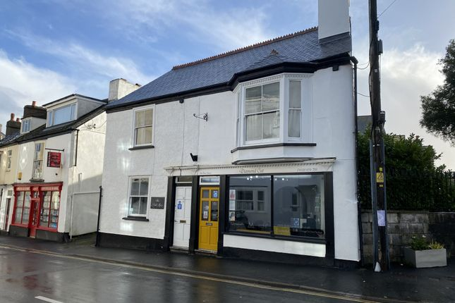 Thumbnail Retail premises for sale in Fore Street, Chudleigh