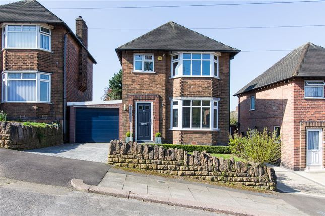 Thumbnail Detached house for sale in Tettenbury Road, Nottingham