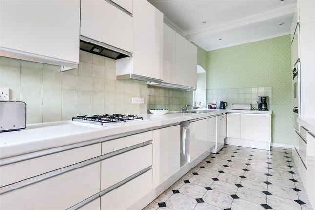 Kitchen of The Wardrobe, Old Palace Yard, Richmond, Surrey TW9