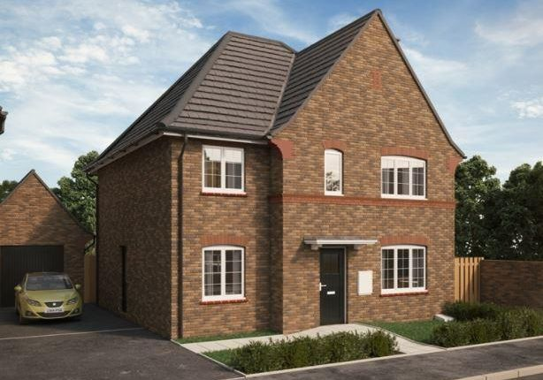Thumbnail Detached house for sale in Plot 132 Flitton, Hansons Reach, Stewartby, Bedford