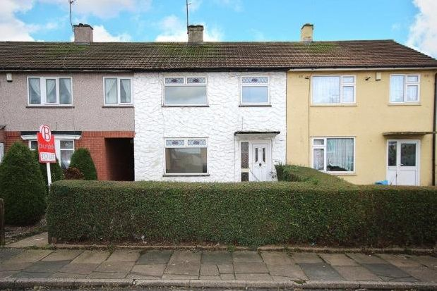 Thumbnail Terraced house to rent in Creighton Avenue, Rawmarsh, Rotherham