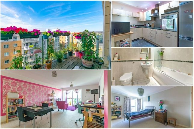 Thumbnail Flat for sale in Taliesin Court, Chandlery Way, Cardiff, South Glamorgan