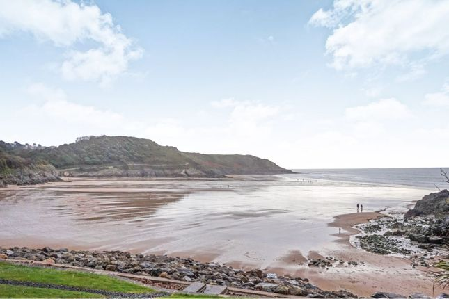 Thumbnail Flat for sale in Caswell Bay, Caswell
