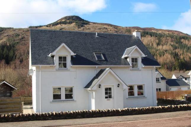Thumbnail Detached house for sale in Strathyre, Callander, Stirlingshire