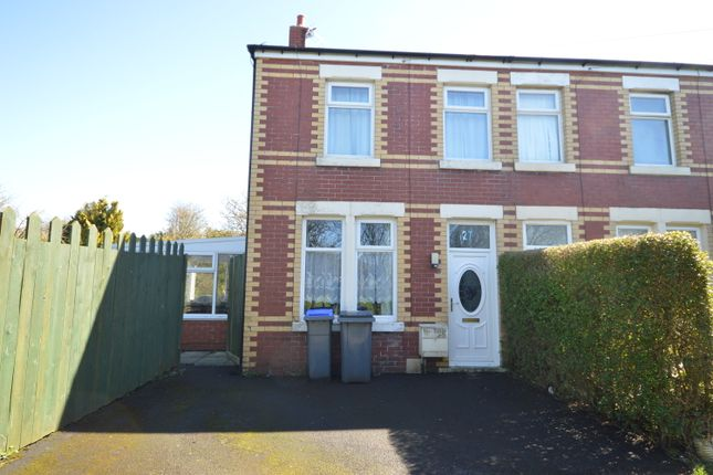 Thumbnail Semi-detached house for sale in Moss House Road, Blackpool