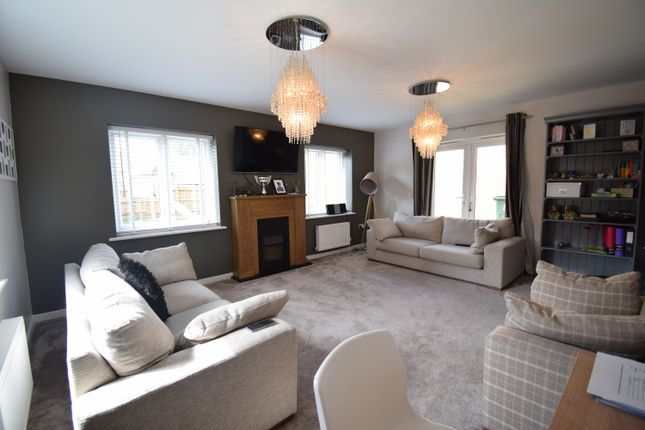 Thumbnail Detached house to rent in Beech Tree Road, Maidstone - Langley