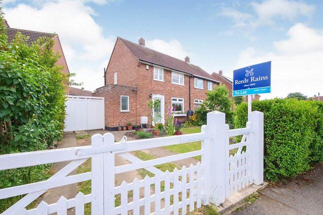 2 bed semi-detached house to rent in Chapelfields Road, York YO26