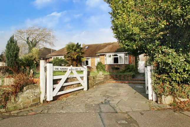 Thumbnail Bungalow for sale in North Lane, East Preston, West Sussex