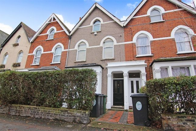 Thumbnail Flat for sale in Carisbrooke Road, Walthamstow, London