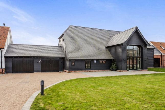 Thumbnail Barn conversion for sale in Old Lodge Court, Beaulieu Park, Chelmsford, Essex