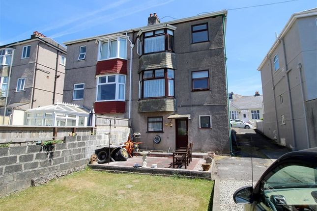 Thumbnail Semi-detached house for sale in Burnham Park Road, Peverell, Plymouth