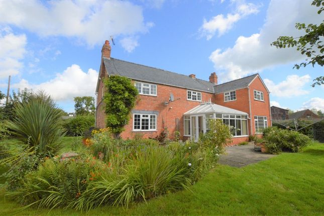 3 bed detached house for sale in Old Hall Lane, Hargrave, Chester