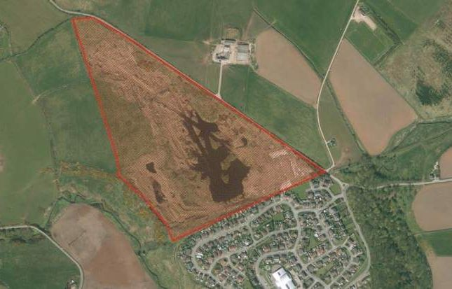 Land for sale in Auchiries Road, Cruden Bay
