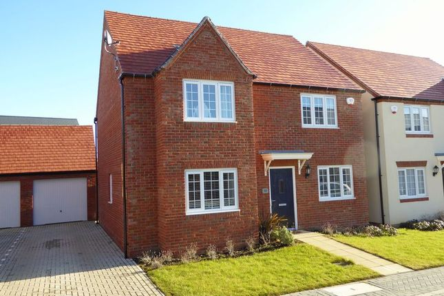 Thumbnail Detached house for sale in Launton Road Retail, Launton Road, Bicester