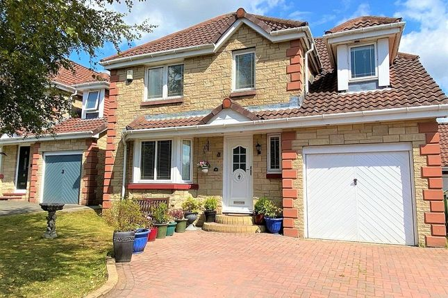 4 bed detached house for sale in Braemar Gardens, Dunfermline KY11