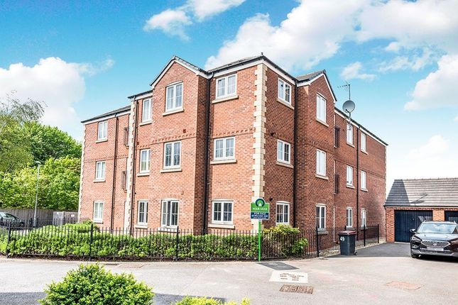 Thumbnail Flat for sale in Dukes View, Donnington, Telford