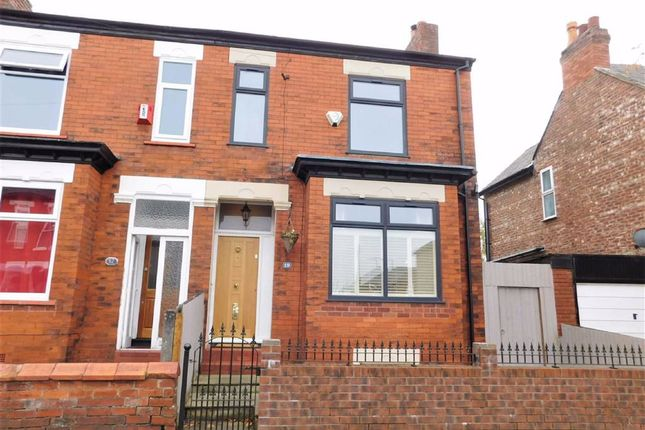 Thumbnail Semi-detached house for sale in Lorland Road, Cheadle Heath, Stockport